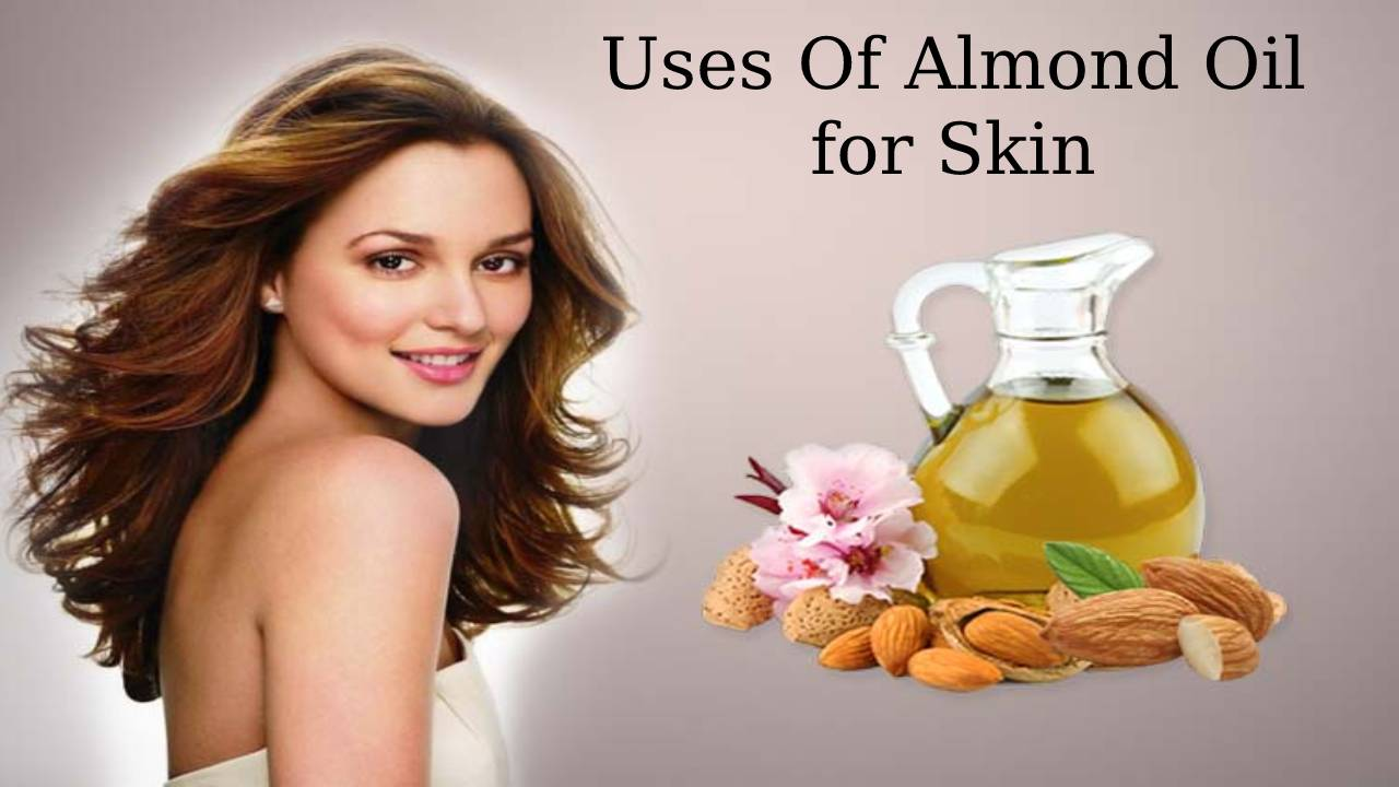 Uses Of Almond Oil